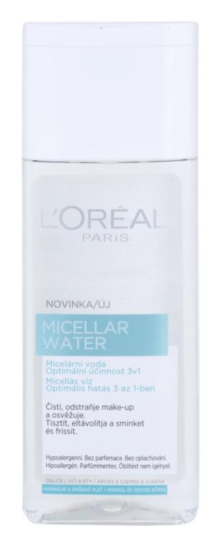 L'Oréal Paris Micellar Water agua micelar 3 en 1