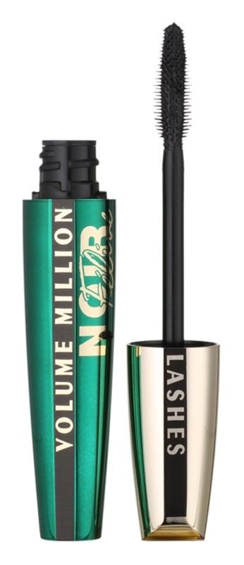 L'Oréal Paris Volume Million Lashes Féline Noir mascara din alge pentru volum , rotire si separare
