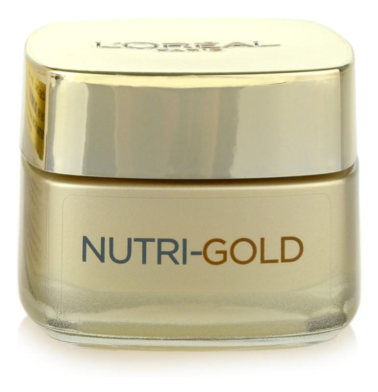 L'Oréal Paris Nutri-Gold denní krém na obličej s intenzivní výživou