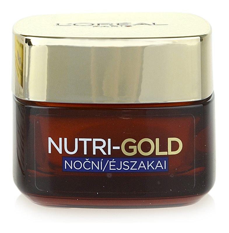L'Oréal Paris Nutri-Gold krem na noc