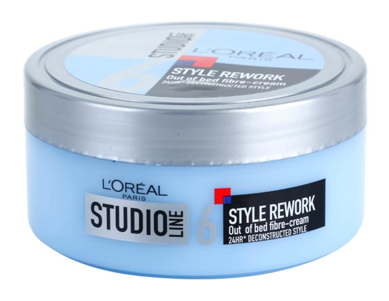 L'Oréal Paris Studio Line Out Of Bed modelierende Creme