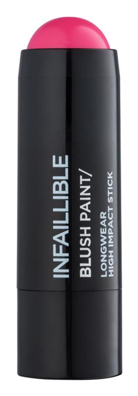 L'Oréal Paris Infallible Paint Chubby krémová tvářenka