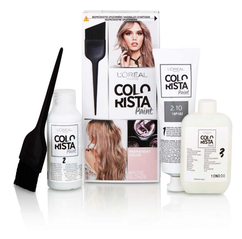 L'Oréal Paris Colorista Paint перманентна фарба для волосся