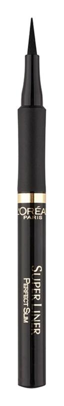 L'Oréal Paris Super Liner Perfect Slim creion pentru conturul ochilor