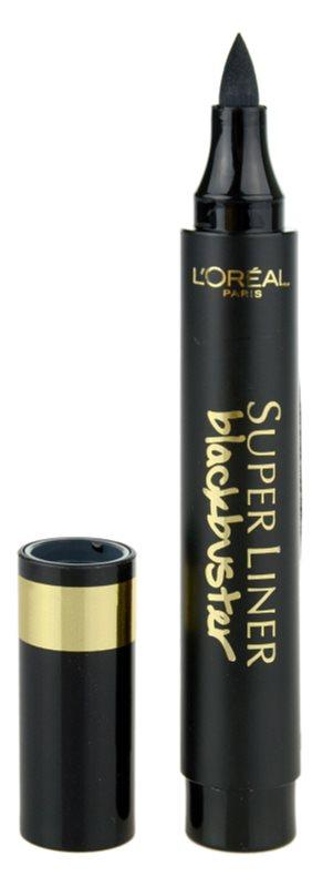 L'Oréal Paris Super Liner Blackbuster očné linky