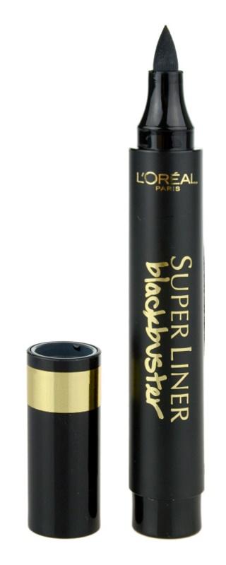 L'Oréal Paris Super Liner Blackbuster tekoče črtalo za oči