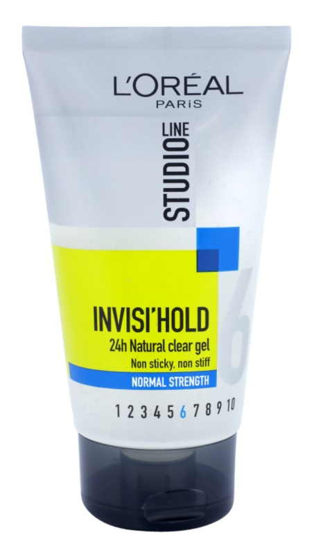 L'Oréal Paris Studio Line Invisi´ Hold żel do włosów