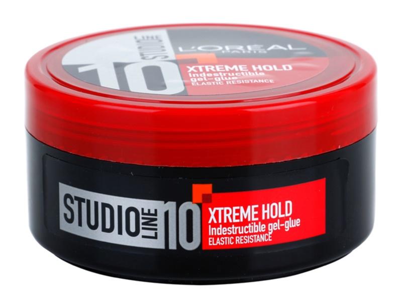 L'Oréal Paris Studio Line Indestructible gel de par fixare puternica