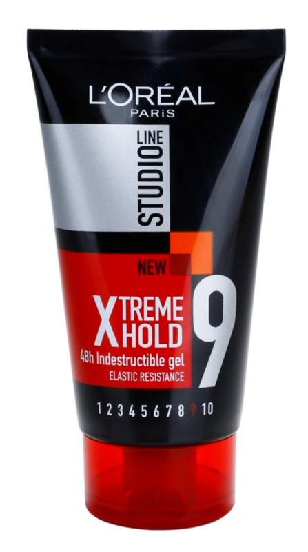 L'Oréal Paris Studio Line Indestructible gel extremamente forte