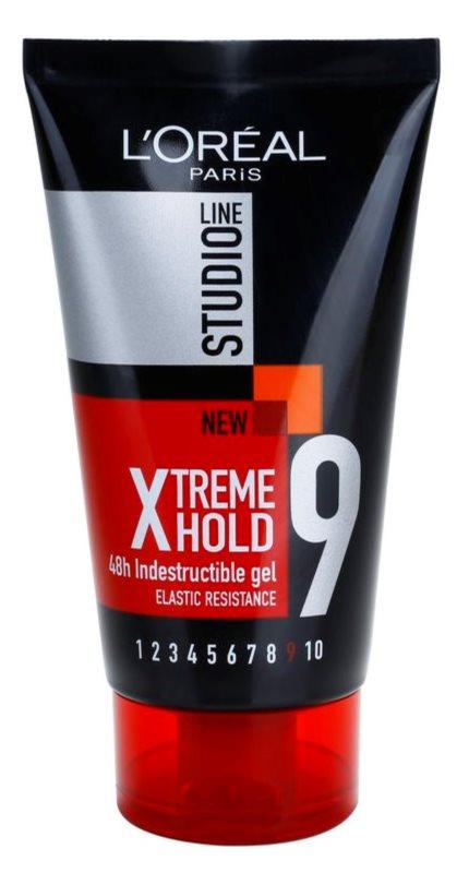 L'Oréal Paris Studio Line Indestructible żel mocno utrwalający