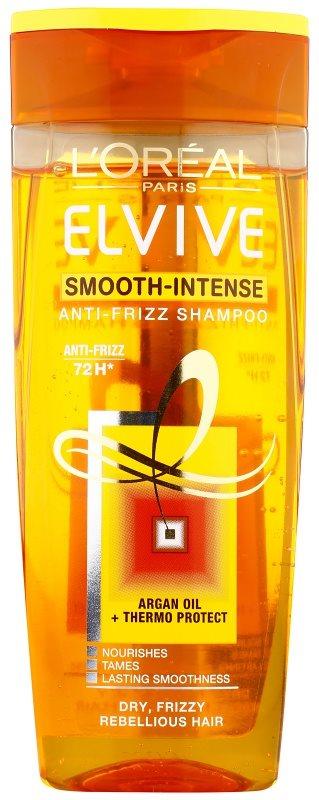 L'Oréal Paris Elvive Smooth-Intense shampoo contro i capelli crespi