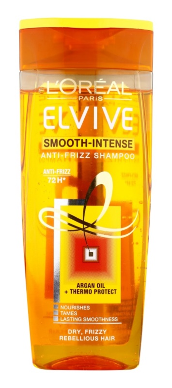 L'Oréal Paris Elvive Smooth-Intense szampon przeciwko puszeniu się włosów