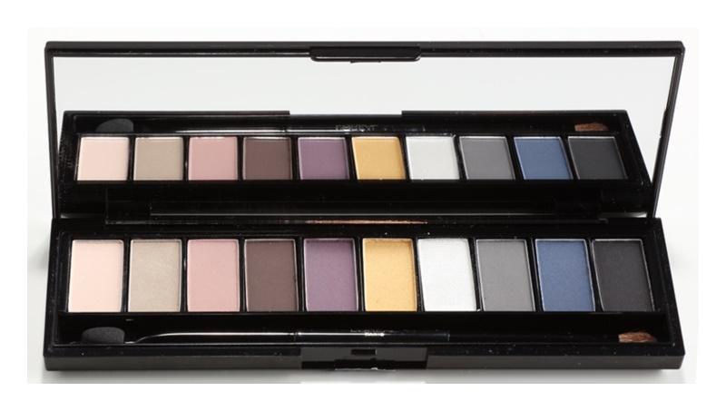 L'Oréal Paris Color Riche La Palette Ombrée paleta očních stínů se zrcátkem a aplikátorem