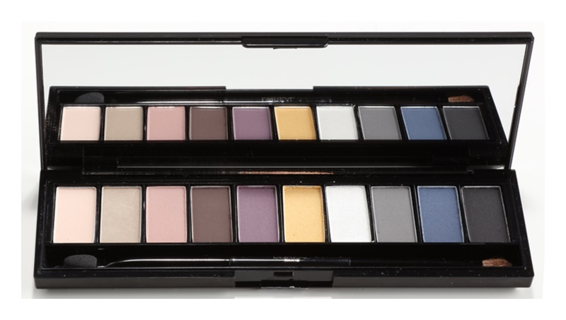 L'Oréal Paris Color Riche La Palette Ombrée палітра тіней з дзеркальцем та аплікатором