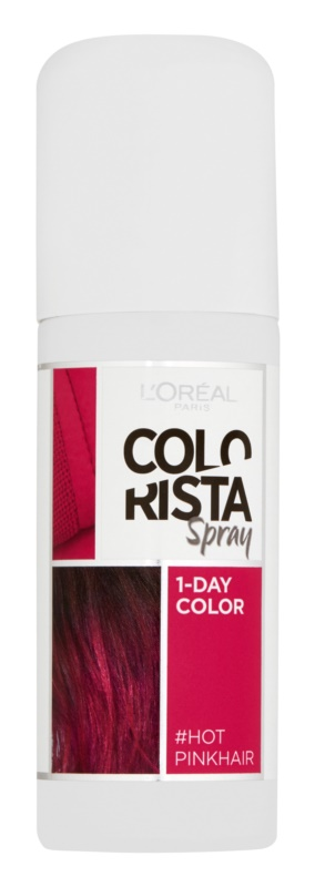 L'Oréal Paris Colorista Spray hajfesték spray -ben