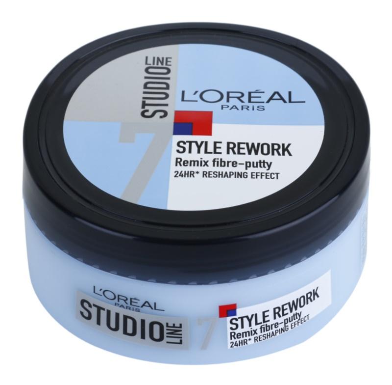 L'Oréal Paris Studio Line Style Rework modelačný krém