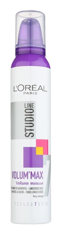 L'Oréal Paris Studio Line Volum´ Max spuma  pentru volum