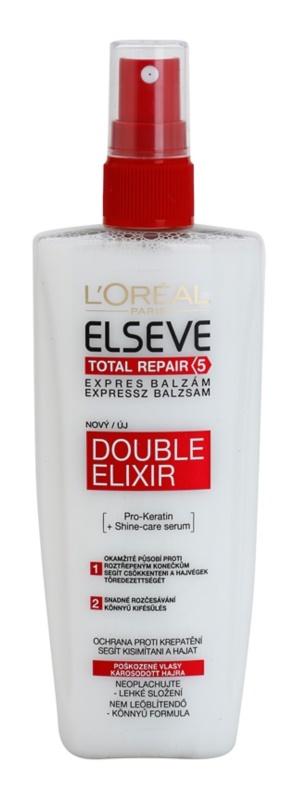 L'Oréal Paris Elseve Total Repair 5 Herstellende Balsem  voor Geslpeten Haarpunten