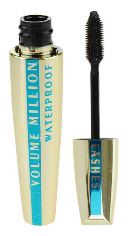 L'Oréal Paris Volume Million Lashes Waterproof водостійка туш для вій