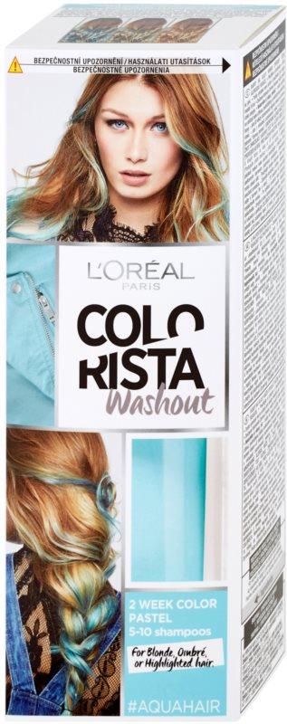 L'Oréal Paris Colorista Washout vymývajúca sa farba na vlasy