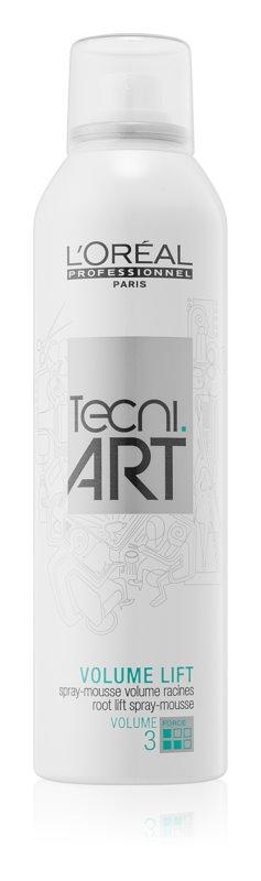 L'Oréal Professionnel Tecni Art Volume espuma fijadora styling para dar volumen desde las raíces