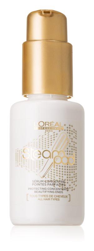L'Oréal Professionnel Steampod розгладжуюча сироватка для запаювання кінчиків волосся
