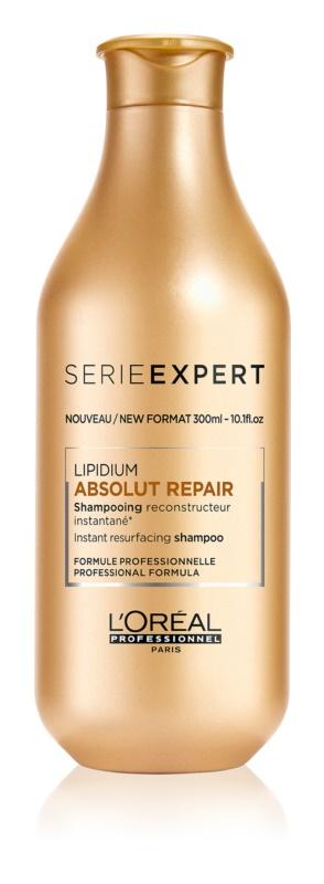 L'Oréal Professionnel Série Expert Absolut Repair Lipidium подхранващ шампоан  за силно увредена коса