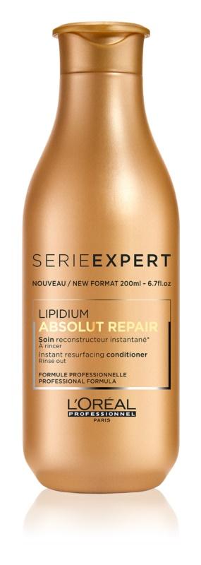L'Oréal Professionnel Série Expert Absolut Repair Lipidium regeneráló kondicionáló nagyon sérült hajra