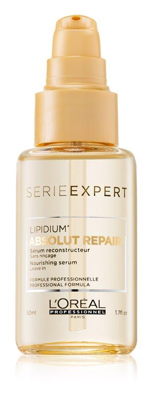 L'Oréal Professionnel Série Expert Absolut Repair Lipidium regenerační sérum pro velmi poškozené vlasy