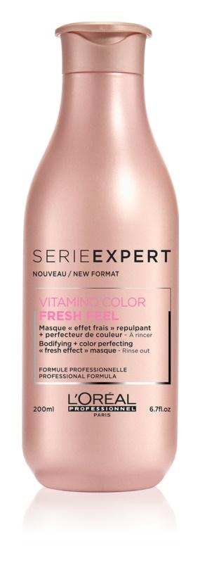 L'Oréal Professionnel Série Expert Vitamino Color maska na vlasy pre zvýraznenie farby vlasov