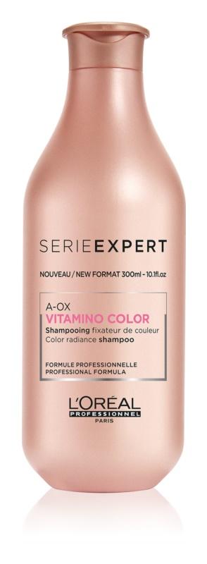 L'Oréal Professionnel Série Expert Vitamino Color AOX Shampoo For Color Protection