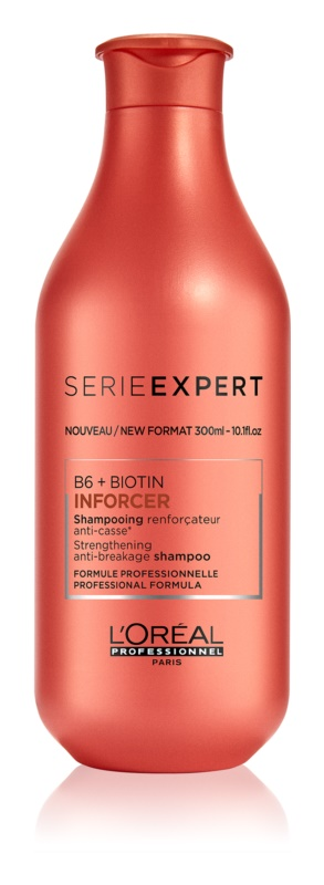 L'Oréal Professionnel Série Expert Inforcer Energising Shampoo To Treat Hair Brittleness
