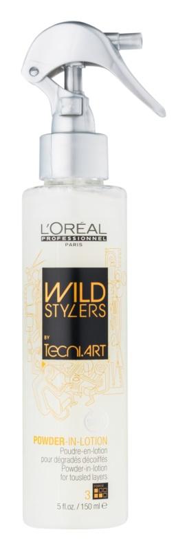 L'Oréal Professionnel Tecni Art Wild Stylers texturizační tekutý minerální pudr