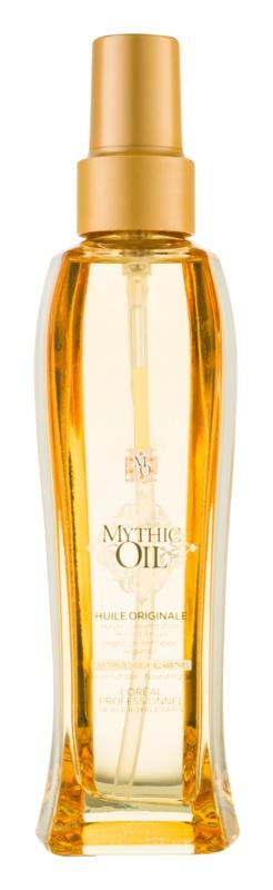 L'Oréal Professionnel Mythic Oil pflegendes Öl für beschädigtes Haar mit Arganöl