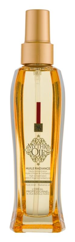 L'Oréal Professionnel Mythic Oil озаряващо и подхранващо масло за боядисана коса