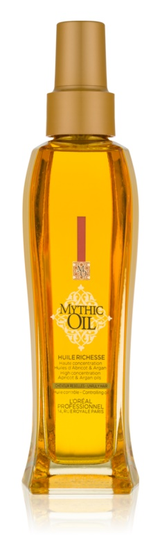 L'Oréal Professionnel Mythic Oil Huile Richesse olej pro kontrolu nepoddajných vlasů