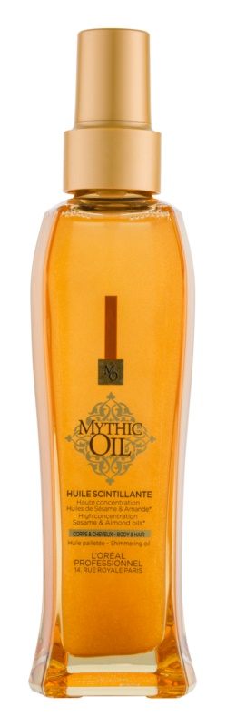 L'Oréal Professionnel Mythic Oil aceite para dar brillo  para cabello y cuerpo