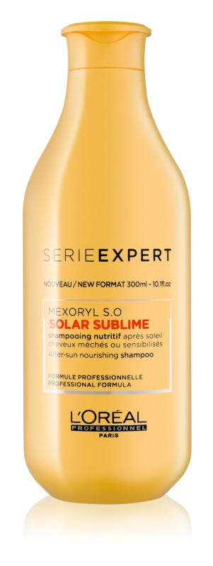 L'Oréal Professionnel Série Expert Solar Sublime Regenerating Shampoo for Sun-Stressed Hair