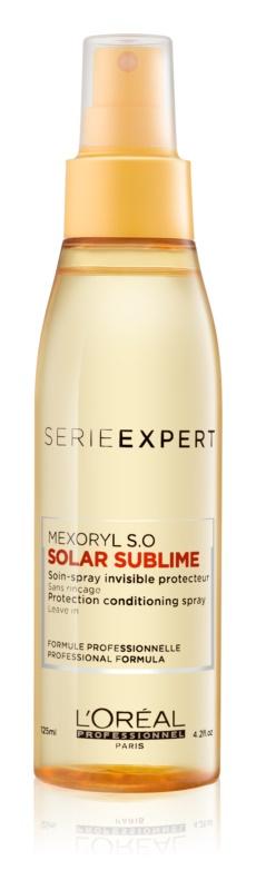 L'Oréal Professionnel Série Expert Solar Sublime Spray  voor Belast Haar door de Zon
