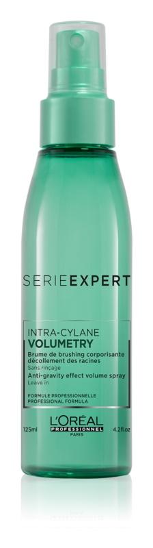 L'Oréal Professionnel Série Expert Volumetry Spray für Volumen von den Ansätzen aus