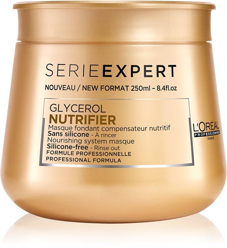 L'Oréal Professionnel Série Expert Nutrifier maseczka odżywcza do włosów suchych i zniszczonych