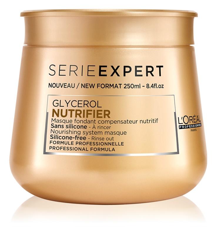 L'Oréal Professionnel Série Expert Nutrifier masque nourrissant pour cheveux secs et abîmés