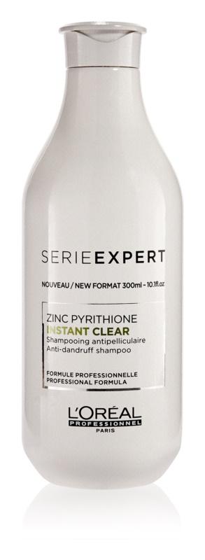 L'Oréal Professionnel Série Expert Instant Clear Nourishing Shampoo Against Dandruff
