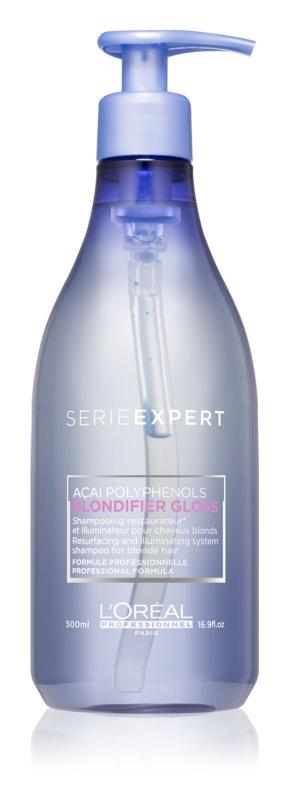 L'Oréal Professionnel Série Expert Blondifier rozjasňujúci šampón pre blond vlasy