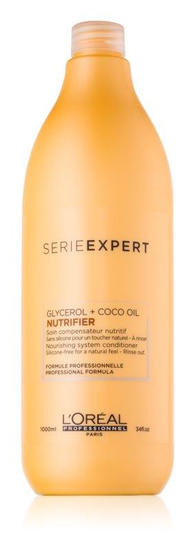 L'Oréal Professionnel Série Expert Nutrifier balsamo nutriente senza siliconi