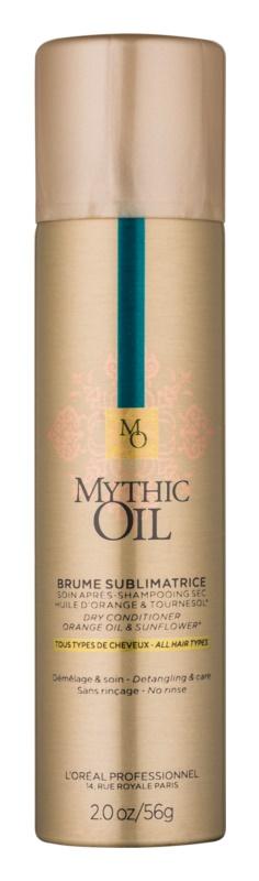 L'Oréal Professionnel Mythic Oil balsamo secco per idratazione e brillantezza