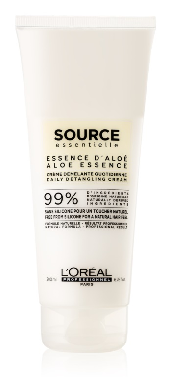 L'Oréal Professionnel Source Essentielle Aloe Essence kremasti balzam za lase proti krepastim lasem
