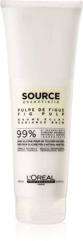 L'Oréal Professionnel Source Essentielle Fig Pulp balsamo per la luminosità dei capelli tinti