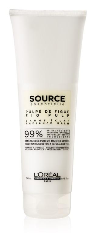 L'Oréal Professionnel Source Essentielle Fig Pulp balzsam a fénylő festett hajért