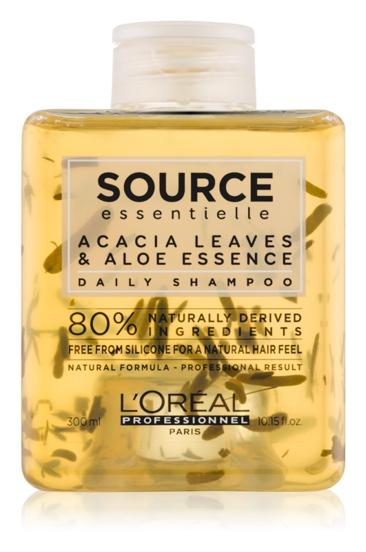 L'Oréal Professionnel Source Essentielle Acacia Leaves & Aloe Essence champú para uso diario para cabello